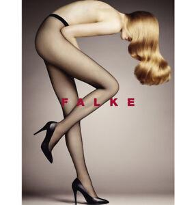 FALKE Net TIGHTS Color: Black  Size: M/L 40658 - 10