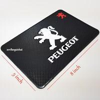 Peugeot Car Dashboard Mount Sticky Pad Mat Mobile Phone Holder Non Slip Sticky