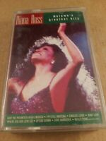 Diana Ross : Motown's Greatest Hits : Vintage Cassette Tape Album from 1992