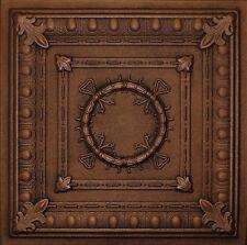 Diy Tin Look Ceiling Tiles Styrofoam R47 Antique Bronze