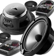 JL AUDIO C3-SERIE C3-650 16,5cm 2 Wege Kompo / Koax Lautsprecher Set Compo Coax