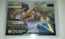Pete Alonso 2020 Topps Series 2 Award Winner Starry Night Auto #ESAW -14 #d 5/5