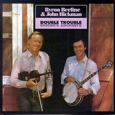 Byron Berline - Double Trouble [New CD]