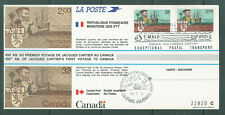 Canada 1984 The 450th Anniversary of Jacques Cartier's Voyage to Canada #5638