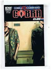 IBW Comics Cobra #12 NM Apr 2012