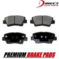 BRAKE PADS Complete Set Rear  SMD1313 Disc Brake Pad - Super Pad Semi-Metallic P