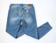 GUESS Women's Power Skinny Jeans – Viola Wash sz 27