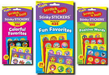 Scented Scratch n' Sniff Reward Stickers Mega Pack - 1000+ Collectable Stickers