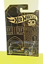 2018 HOT WHEELS 50TH GOLDEN ANNIVERSARY CAR 2 of 6 - Twin Mill