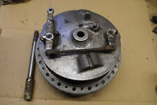 YAMAHA RD250 EARLY MODELS AIRCOOLED FRONT WHEEL HUB  COMPLETE. 26