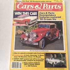 Cars & Parts Magazine Reo Royale Vert Coupe May 1987 060817nonrh2