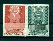 Russie - USSR 1970 - Michel n. 3800/01 - Républiques kalmouke et oudmourte