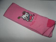 Hello Kitty Mädchen Strumpfhose * 74/80 * Rosa mit Motiv *Neu (T19)