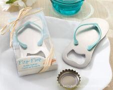 flip flop wedding invitations. flip flop beach theme metal bottle opener wedding favor elegant box 129h invitations