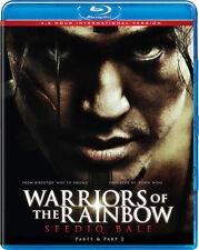 Warriors of the Rainbow : Seediq Bal (Blu-ray, International Ver.) (WGU01328B)