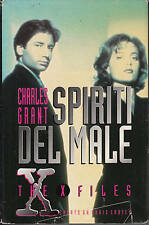 Spiriti del male  - Charles Grant - the  x   files  -