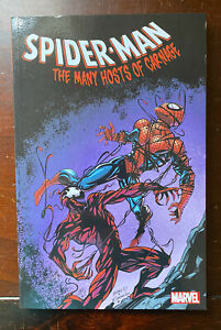 Spider-Man : The Many Hosts of Carnage by David Michelinie (NEW Condition) TPB