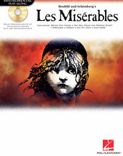 """LES MISERABLES"" INSTRUMENTAL PLAY-ALONG FOR TRUMPET-MUSIC BOOK/CD-NEW ON SALE!!"