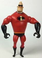 "Walt Disney Pixar Talking MR INCREDIBLE 12"" Action Figure, The Incredibles"