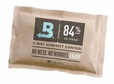 Boveda 84% RH Humidor Seasoning, Large 60 gram, individually wrapped (60g) RM24