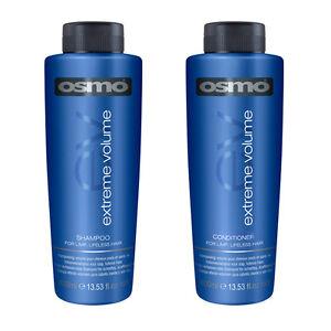 Osmo Professional Hair Care Extreme Volume Range Shampoo - Conditioner FREE P&P!