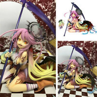 Anime No Game No Life Jibril Great War Ver. 1/7 Scale PVC Anime Figure Statue NB