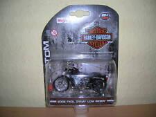 Maisto Harley-Davidson 2002 FXDL DYNA BASSO RIDER NERO 1:24 moto bici