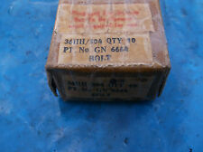 ww2 raf spitfire rr griffon bolts greased in box qt 10