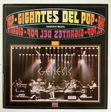 Genesis Gigantes Del Pop LP España 1969 sin numerar        Peter Gabriel