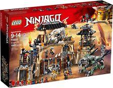 Lego Ninjago 70655 - die Grube der Dragon Neu