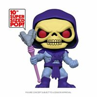 IN STOCK! Masters of the Universe Skeletor 10-Inch FUNKO Pop! Vinyl Figure