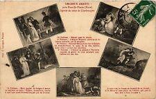 CPA  Les Deux Amants prés Pont-St-Pierre (Eure) - Légende du temps de...(297119)