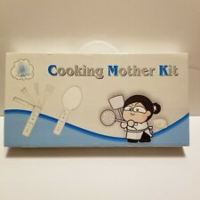 NIB- Cooking kit attachment for Wii remote controls Cooking Mama New