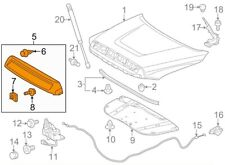 For Toyota Genuine Hood Molding Front 761800C030C1