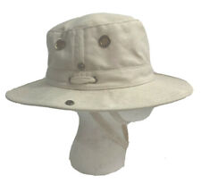 "Tilley Endurables Size 7 Original Safari Hat Outdoor 22"" Hiking Fishing Camping"