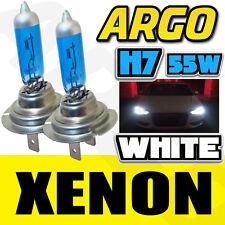 H7 12V 55W XENON HID EFFECT HEADLIGHT SUPER BRIGHT WHITE ICE BULBS SET 4500K