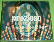 Prezioso feat. Marvin - Rock the Discothek (CD)