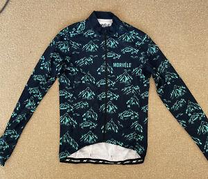 Morvelo Long Sleeve Cycling Jersey (Men's Small)