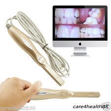 4.0MP Dental Intraoral Camera 6-LED Solarcam+ free software USB 2.0 Dynamic #05