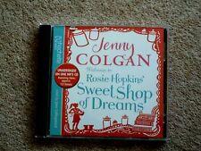 J. COLGAN - WELCOME TO ROSIE HOPKINS SWEET SHOP OF DREAMS- AUDIO BOOK- (1MP3CD )