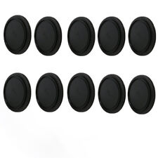10pcs High Quality Black Body Cap For Canon FD Camera