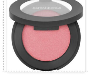 New in Box bareMineral Bounce & Blur Blush, Mauve Sunrise Full Size 0.19oz