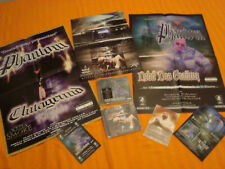 Phantom D-Smoke 2CDs Poster Sticker Blokkmonsta Playa Smoove Orgi69 Mr. 40FO RAP