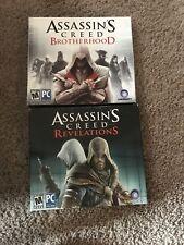 Brand New Sealed Assassins Creed Revelations And Brotherhood
