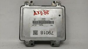 2008-2010 Saturn Vue Engine Computer Ecu Pcm Ecm Pcu Oem 79018