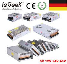 DC 5V 12V 24V 36V 48V Netzteil Trafo Schaltnetzteil Adapter Treiber Power Supply