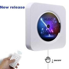 CD Player Wall Mountable Bluetooth Home Audio Speaker Retro switch Alice Dreams