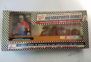 #24 Jeff Gordon Season Ticket Collectibles Motorsport Series Wooden w/ Card