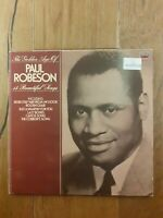 Paul Robeson – The Golden Age Of Paul Robeson MFP 5829 Vinyl, LP, Compilation