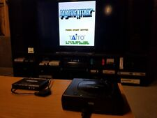 Sega Saturn Console Only, Model 2, Cleaned & Tested, MK-80000A, Pic has SCART